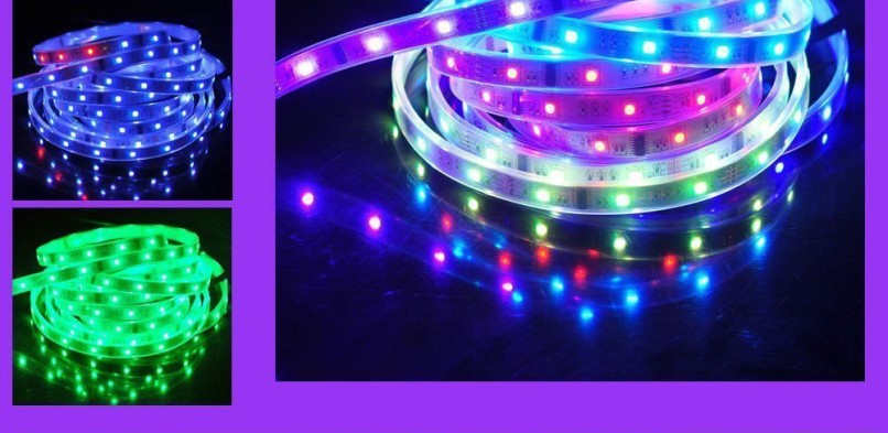 Smart Color Changing Led Lighting Strips