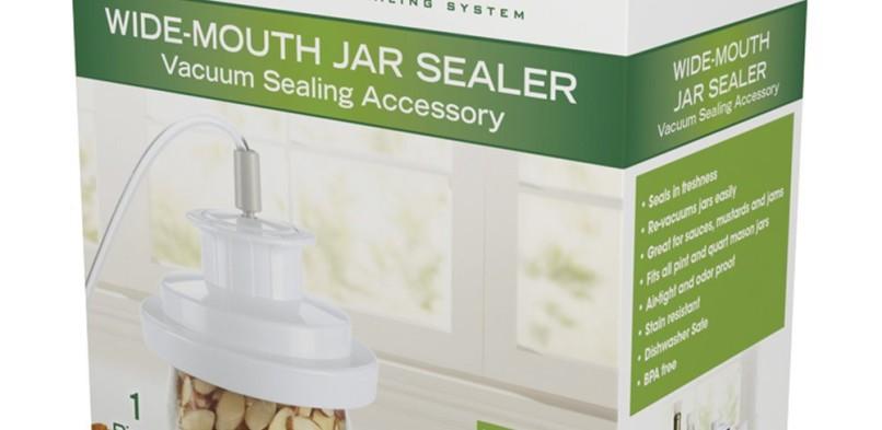 Foodsaver Vacuum Sealer for Mason Jars